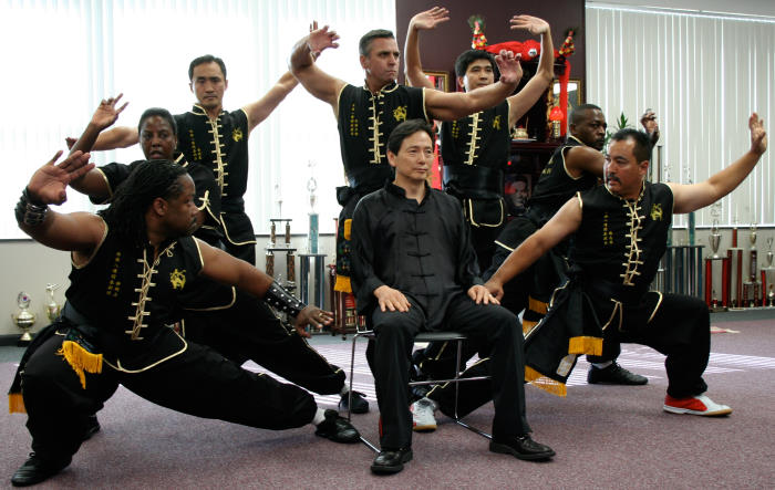 Sifu & 9th Generation Masters