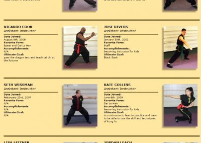 Assistant Instructors - Page 2