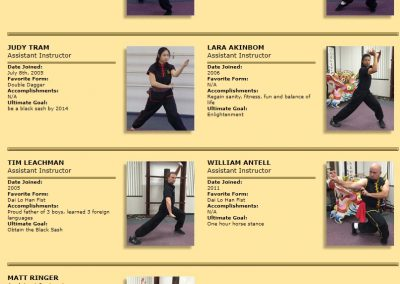Assistant Instructors - Page 3