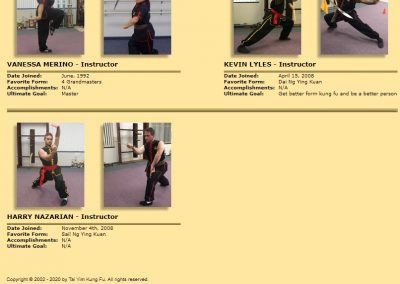 Instructors - Page 3