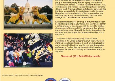 Chinese Lion Dancing - Page 2