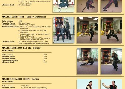 Senior Instructors - Page 2